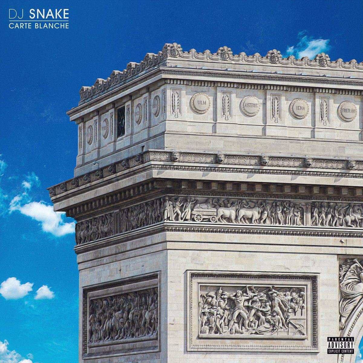 dj snake carte blanche DJ Snake Reveals