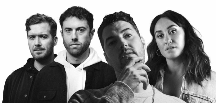 Hayden James, Gorgon City & Nat Dunn Unite For The Ultimate House Anthem 'Foolproof'